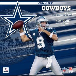 2016 Cowboys Calendar